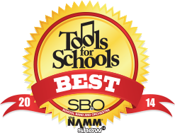 Best Tools For Schools Award 2014